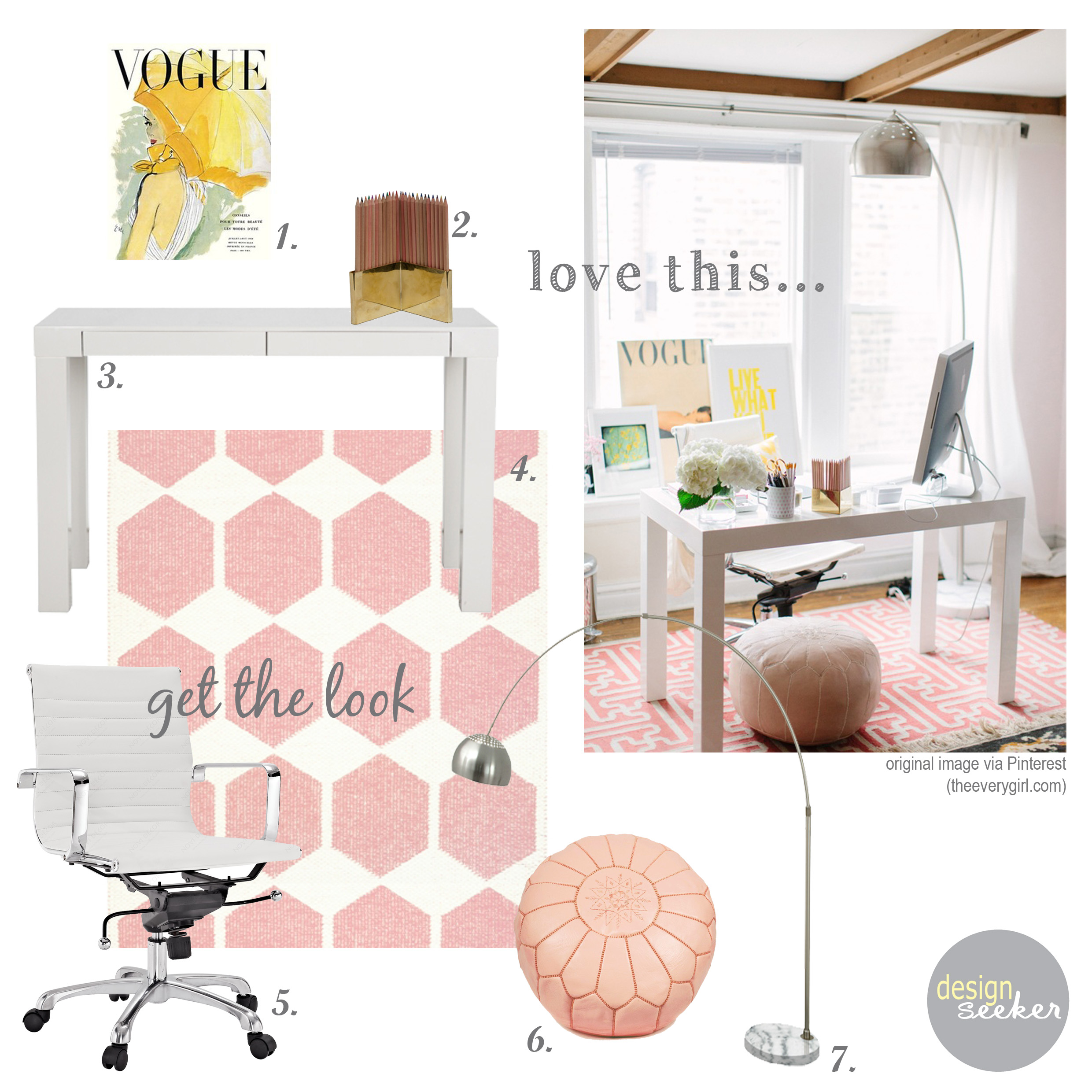 Get The Look - Home Office